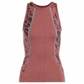 adidas  Adidas Tank Top by Stella Mc Cartney running in Parley yarn  women's Vest top in Red