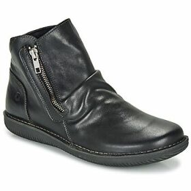 Casual Attitude  HERMINA  women's Mid Boots in Black