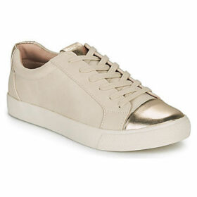 Only  SKYE TOE CAP  women's Shoes (Trainers) in Beige