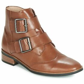 Karston  JIRONO  women's Mid Boots in Brown