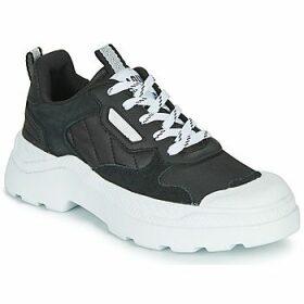 Palladium  PALLAKIX 90 LOW  women's Shoes (Trainers) in Black
