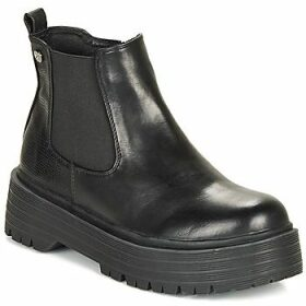 Xti  JANE  women's Mid Boots in Black