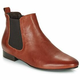 Betty London  HYBA  women's Mid Boots in Brown