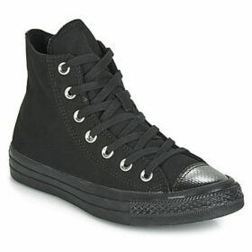 Converse  CHUCK TAYLOR ALL STAR STARGAZER  HI  women's Shoes (High-top Trainers) in Black