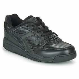 Diadora  REBOUND ACE  women's Shoes (Trainers) in Black