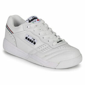 Diadora  ACTION  women's Shoes (Trainers) in White