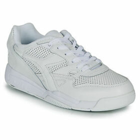 Diadora  REBOUND ACE  women's Shoes (Trainers) in White