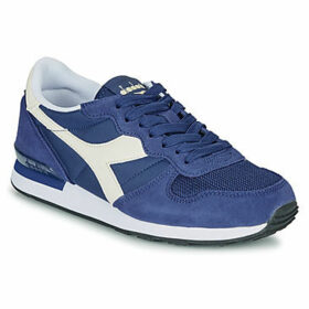 Diadora  CAMARO  women's Shoes (Trainers) in Blue