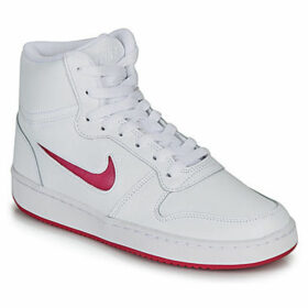 Nike  EBERNON MID W  women's Shoes (High-top Trainers) in White