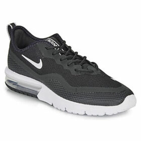 Nike  AIR MAX SEQUENT 4.5 W  women's Shoes (Trainers) in Black