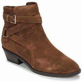 Lauren Ralph Lauren  EGERTON  women's Mid Boots in Brown