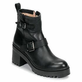 Unisa  JEZABEL  women's Mid Boots in Black