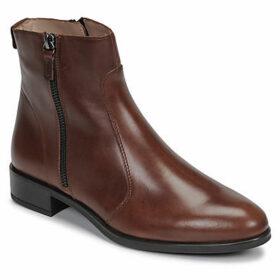 Unisa  MOKA  women's Mid Boots in Brown
