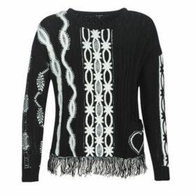 Desigual  BRIXTON  women's Sweater in Black