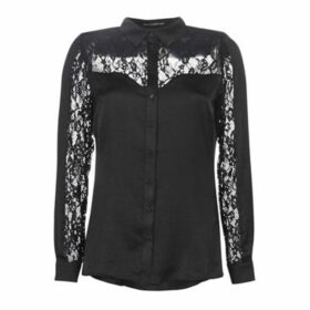 Guess  CARLA  women's Shirt in Black