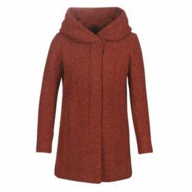Only  ONLSEDONA  women's Coat in Red