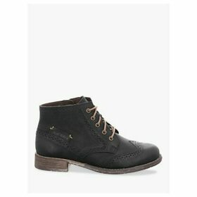 Josef Seibel Sienna 74 Leather Lace Up Ankle Boots