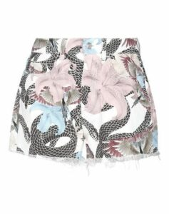 MARCELO BURLON TROUSERS Shorts Women on YOOX.COM