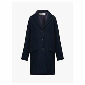 Gerard Darel Pippa Tailored Coat, Blue