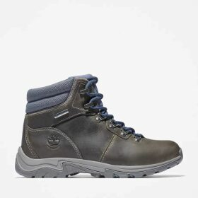 Timberland Colour Block Cuff Beanie For Women In Black Black, Size ONE