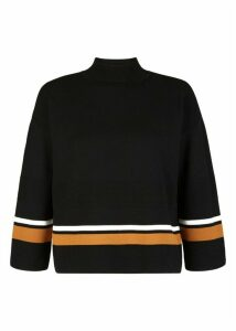 Annie Sweater Black Vicuna XL