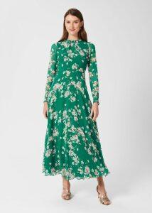 Sadie Knee Boot Navy 42
