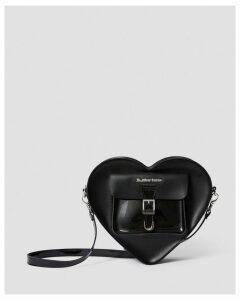 Hearts Leather Backpack