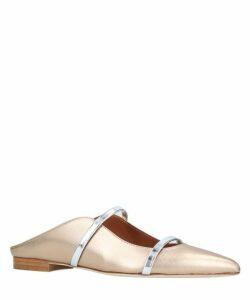 Maureen Leather Flats