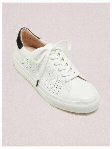 Aaron Sneakers - Black/White Nappa - 8.5 (Us 11)