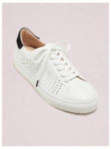 Aaron Sneakers - Black/White Nappa - 2.5 (Us 5)