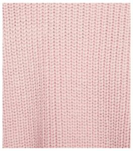 Pale Pink Crew Neck Jumper New Look