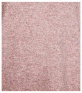 Mid Pink Longline Crew Neck Jumper New Look