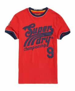 Superdry Pitch Field Ringer T-Shirt