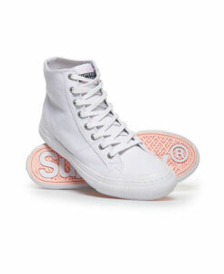 Superdry Pacific High Top Trainers