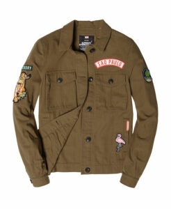 Superdry Rookie Patch Jacket