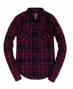 Superdry New Lumberjack Twill Shirt