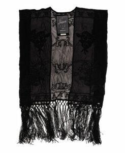 Superdry Vintage Folk Stitch Kimono Top