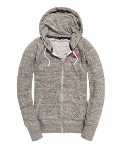 Superdry Beach Terry Zip Hoodie