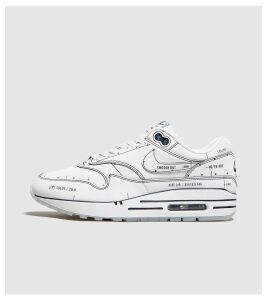Nike Air Max 1 QS Tinker 'Sketch to Shelf' Women's, White