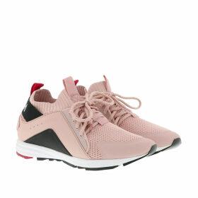 Hugo Sneakers - Hybrid Runn Open Pink - rose - Sneakers for ladies