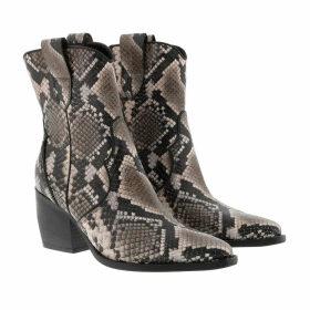 Kennel & Schmenger Boots & Booties - Luna Diamond Boa Roccia - brown - Boots & Booties for ladies
