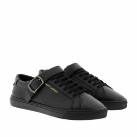 Saint Laurent Sneakers - Andy Brooklyn Sneakers Black - black - Sneakers for ladies