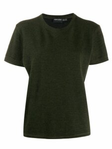 Giorgio Armani Pre-Owned '1990s round neck top - Green