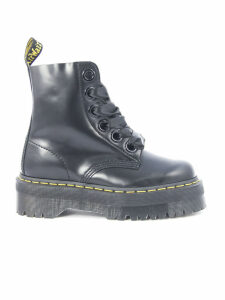 Dr. Martens Molly Black Buttero Boots