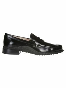 Tods Smooth Leather Loafers