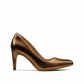 Laina Rae Leather Heels