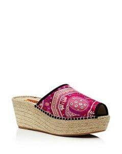Respoke Women's Printed Wedge Heel Espadrille Sandals