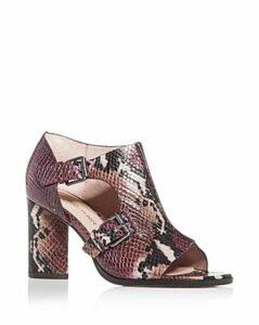 Donald Pliner Women's Fouu Buckle High-Heel Sandals