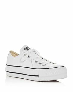Converse Women's Chuck Taylor All Star Lift Clean Low-Top Platform Sneakers