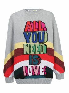 Stella Mccartneyb All You Need Is Love All Together Now Sweater